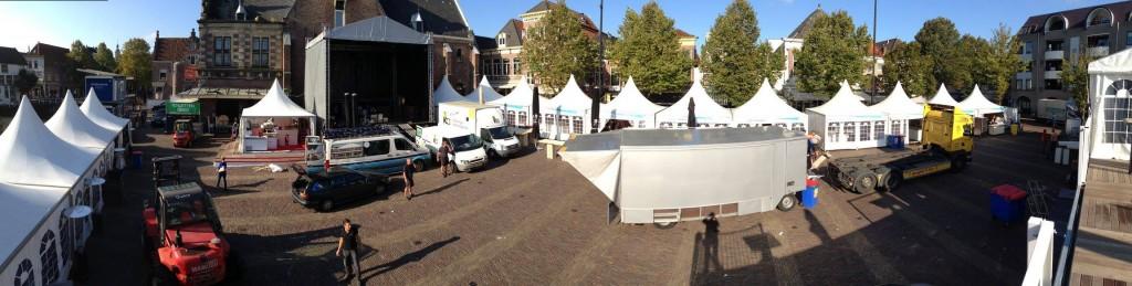 Alkmaar Culinair Plaza Waagplein - bron: Facebook.com/AlkmaarCulinairPlaza