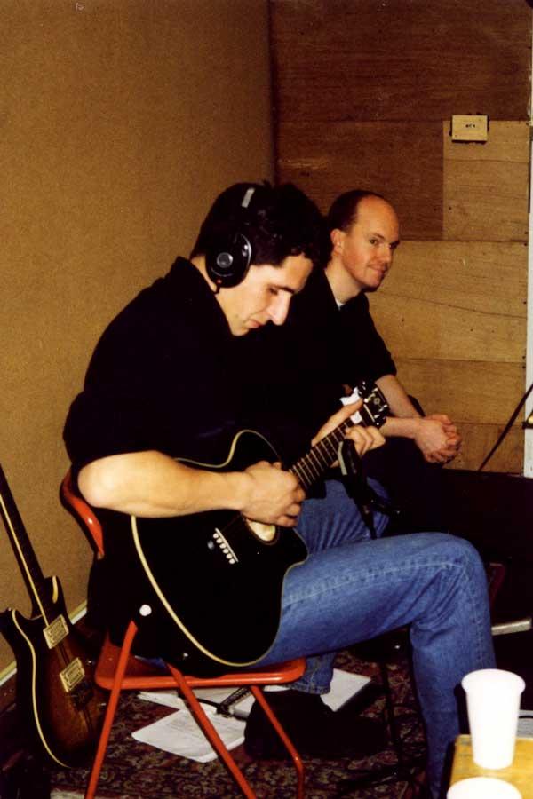 18/11/1999 Marcel en Antal