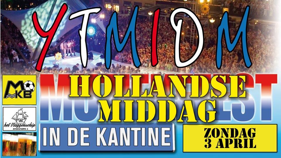 03/04/2016 Hollandse middag, Kantine Maaskantse Boys, Maren-Kessel