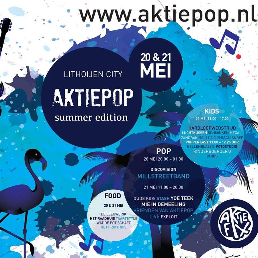 Aktiepop 2017