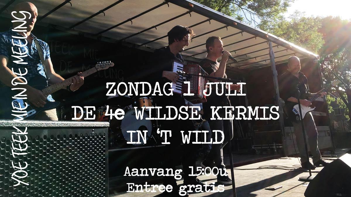 01/07/2018 - De Vierde Wildse Kermis