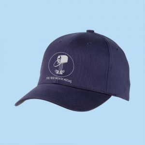 Basic cap, Navy Blue (art.1951)