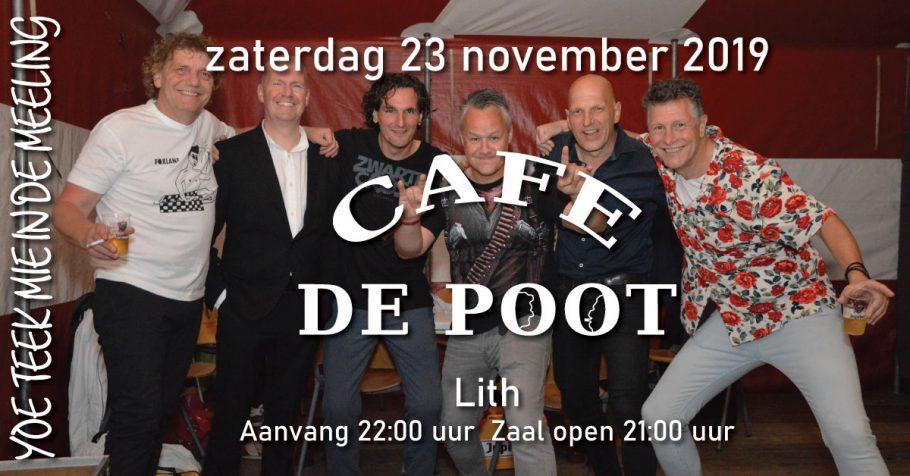 23/11/2019 - YTMIDM @ Café de Poot in Lith